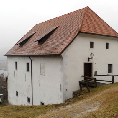 Lutrova klet, Sevnica