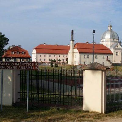 Liškiava, Litva